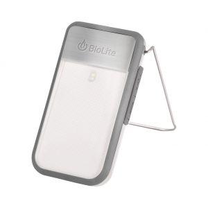 Minilinterna BioLite PowerLight en gris