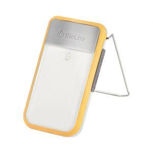 Minilinterna BioLite PowerLight en amarillo