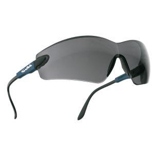 Gafas Bolle Viper II con lentes ahumadas y montura en azul eléctrico