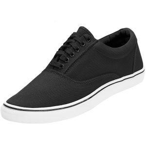 Zapatillas Brandit Bayside en negro / blanco