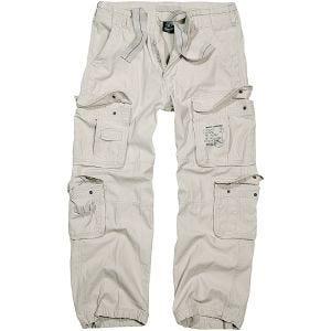 Pantalones Brandit Pure Vintage en Old White