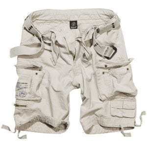 Pantalones cortos Brandit Savage Vintage en Old White