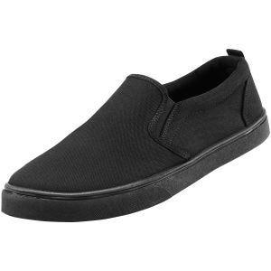 Zapatillas sin cordones Brandit Southampton en negro