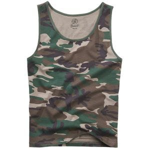 Brandit Tank Top Woodland