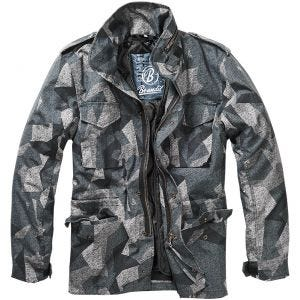 Chaqueta Brandit M-65 Classic en Night Camo Digital