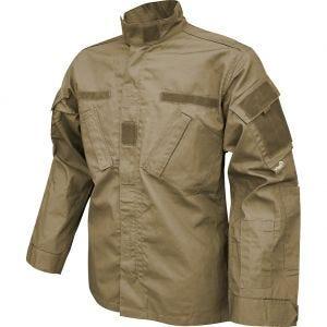 Camisa de combate Viper Tactical en Coyote