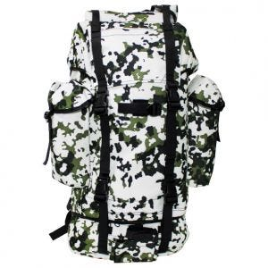 Mochila MFH German Army de 65 L en Snow