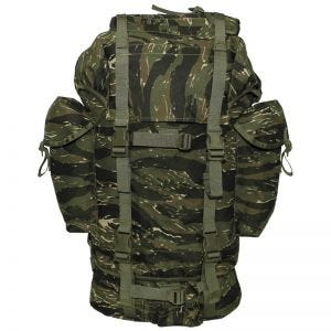 Mochila MFH German Army de 65 L en Tiger Stripe