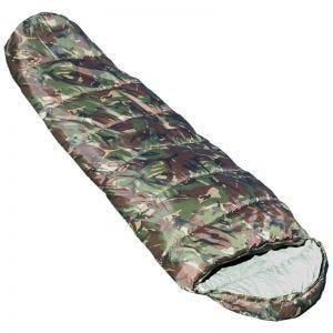 Saco de dormir Highlander Cadet 350 en DPM
