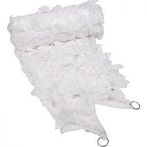 Red de camuflaje MFH de 2 x 3 m en blanco