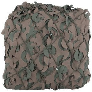 Red de camuflaje Camosystems Basic Series Military en Woodland de 6 x 3 m