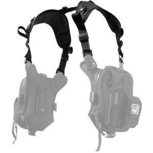 Arnés para los hombros Civilian Covert RG Anatomic en negro