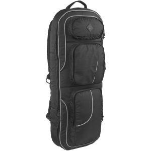 Bolsa bandolera acolchada para fusil Civilian Grayman Smuggler en negro