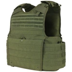 Chaleco portaplacas de liberación rápida Condor Enforcer en Olive Drab