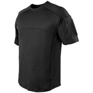 Camiseta de combate Condor Trident en negro