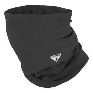 Pañuelo para la cabeza multiusos Condor con forro polar en negro