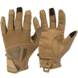Guantes Direct Action Hard en Coyote Brown