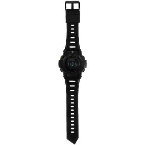 Reloj digital con brújula First Tactical Canyon en negro