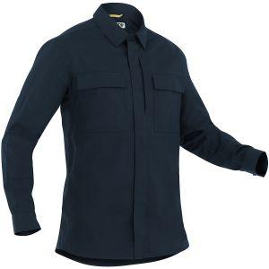 Camiseta de manga larga para hombre BDU First Tactical Specialist en Midnight Navy
