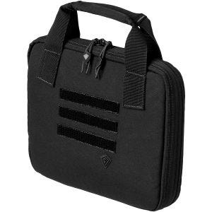 Funda grande para pistola First Tactical en negro