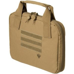 Funda grande para pistola First Tactical en Coyote