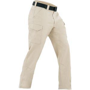 Pantalones tácticos para hombre First Tactical Specialist en caqui