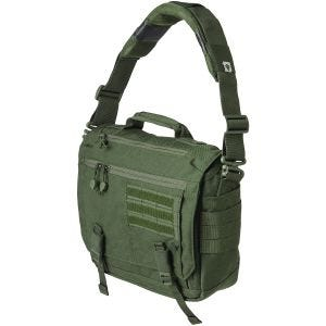Bolso bandolera First Tactical Summit Side en OD Green