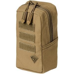 Bolsa multiusos First Tactical Tactix 3x6 en Coyote