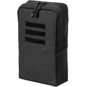 Bolsa multiusos First Tactical Tactix 6x10 en negro