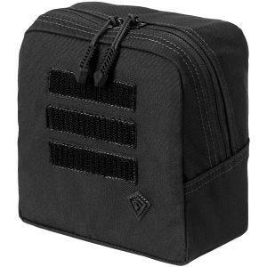 Bolsa multiusos First Tactical Tactix 6x6 en negro