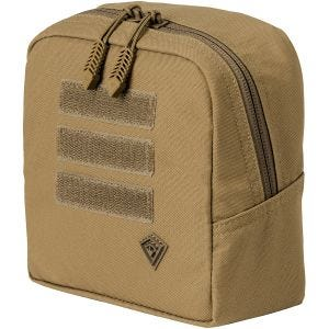 Bolsa multiusos First Tactical Tactix 6x6 en Coyote