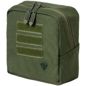 Bolsa multiusos First Tactical Tactix 6x6 en OD Green