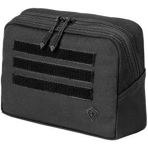 Bolsa multiusos First Tactical Tactix 9x6 en negro
