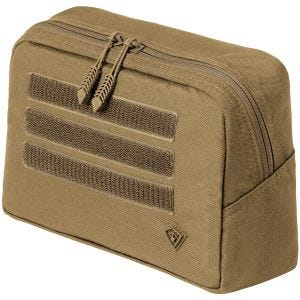 Bolsa multiusos First Tactical Tactix 9x6 en Coyote