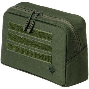 Bolsa multiusos First Tactical Tactix 9x6 en OD Green