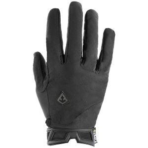 Guantes de patrulla para hombre First Tactical Slash en negro