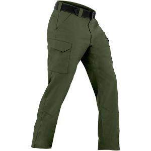Pantalones tácticos para hombre First Tactical Specialist en OD Green