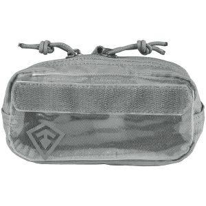 Bolsa con velcro First Tactical Tactix 6x3 en Asphalt