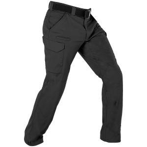 Pantalones tácticos para hombre First Tactical Velocity en negro