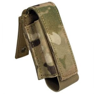 Funda para granada de 40 mm Flyye con sistema MOLLE en MultiCam