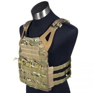 Chaleco portaplacas Flyye Swift en MultiCam