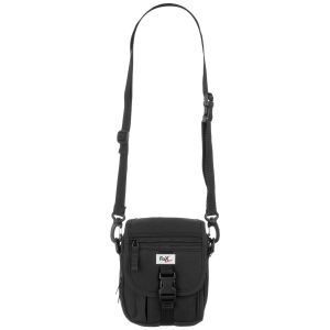 Bolso bandolera Fox Outdoor Travel I en negro