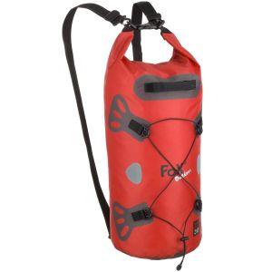 Bolsa de viaje impermeable Fox Outdoor DRY PAK 30 en rojo