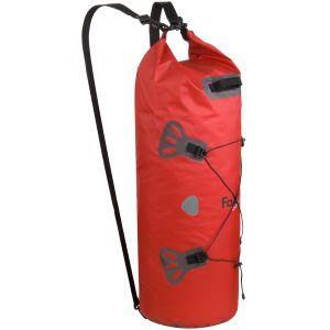 Bolsa de viaje impermeable Fox Outdoor DRY PAK 60 en rojo