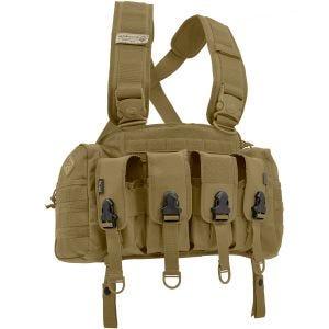 Chaleco táctico Hazard 4 Frontline Assault Rifle Loadout en Coyote