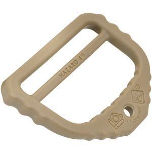"Hazard 4 Photo D-Ring 2"" Coyote"