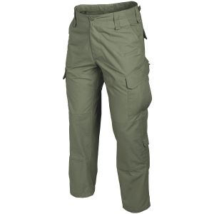 Pantalones Helikon CPU en verde oliva