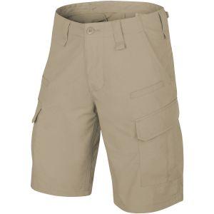 Pantalones cortos Helikon CPU en Caqui