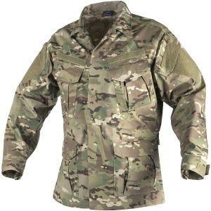 Camisa Helikon SFU NEXT de Ripstop de polialgodón en Camogrom