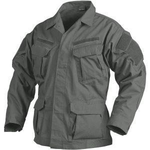 Camisa Helikon SFU NEXT de Ripstop de polialgodón en Shadow Grey